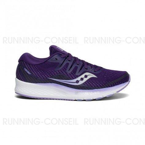 SAUCONY RIDE ISO 2 Femme | Purple