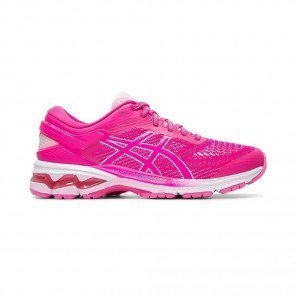 ASICS KAYANO 26 Femme   Pink Glo / Cotton Candy
