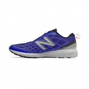 NEW BALANCE SUMMIT UNKNOW Homme | UV Blue with Alpha Orange