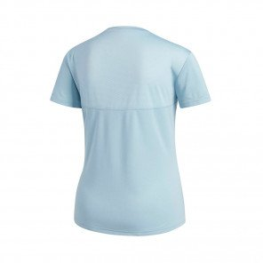 ADIDAS Tee-Shirt OWN THE RUN Femme | ASH GREY S18