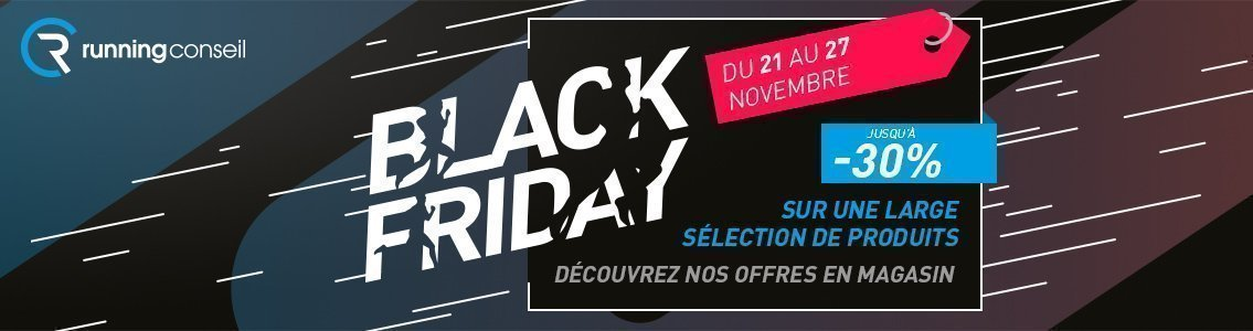 Black Friday Running Conseil Balma